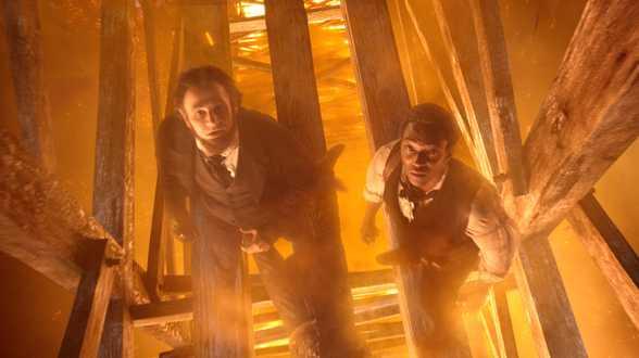 Ce soir à la TV : Abraham Lincoln Chasseur de Vampires - Actu