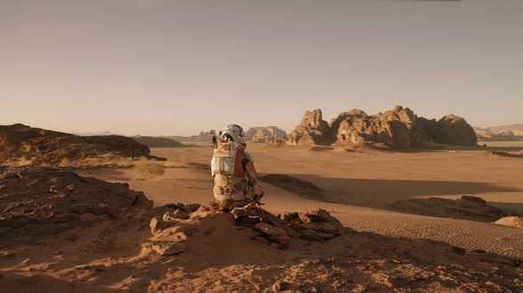 Ce soir à TV : Seul sur Mars - Actu
