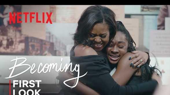 Un documentaire sur Michelle Obama diffusé le 6 mai sur Netflix - Actu
