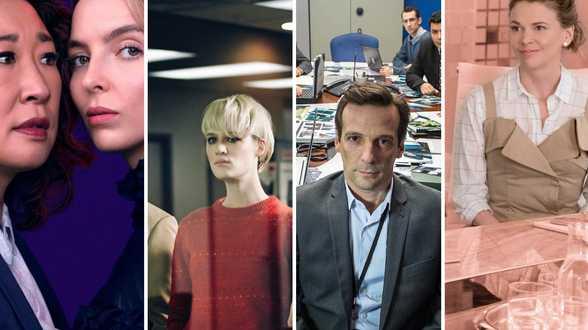 5 séries à binge watcher d'urgence en mai! - Actu