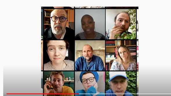François Damiens, Pablo Andres et des dizaines d'artistes lancent un appel au gouvernement - Actu