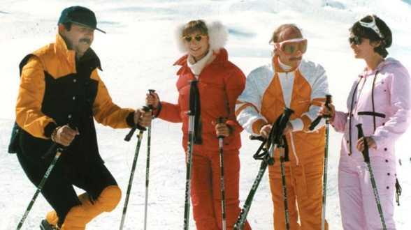 Ce soir à la TV : Les Bronzés font du Ski - Actu