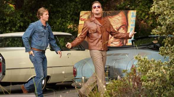 Once upon a time in... Hollywood : et de 9 pour Quentin Tarantino ! - Actu