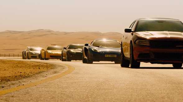 Ce soir à la TV : Fast & Furious 7 - Actu