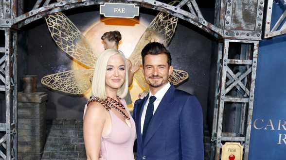 Katy Perry et Orlando Bloom ont choisi une célèbre actrice pour être la marraine de leur fille - Actu
