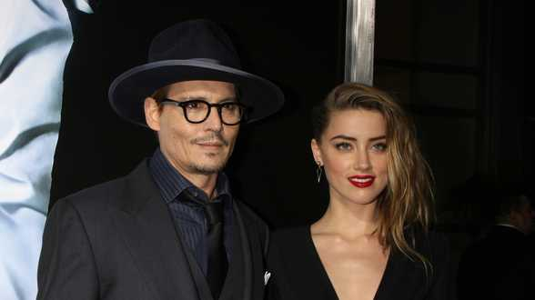 Amber Heard dit avoir eu peur que son ex-mari Johnny Depp ne la tue - Actu
