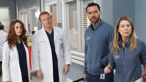 Le coronavirus s'invite dans la série Grey's Anatomy - Actu