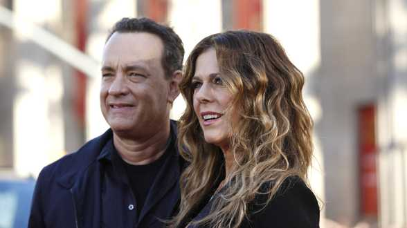 Tom Hanks et son épouse Rita Wilson obtiennent la citoyenneté grecque - Actu