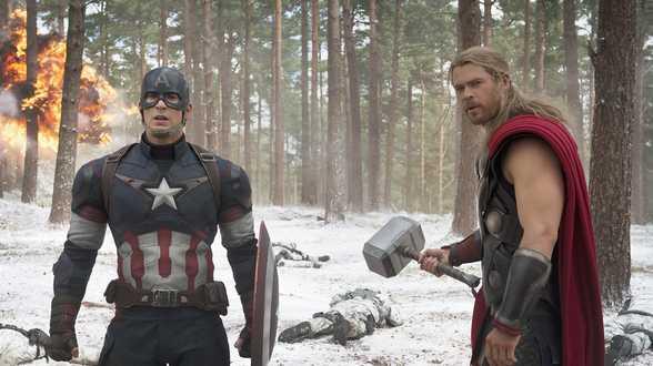 Ce soir à la TV : Avengers 2 : l'ère d'ultron - Actu