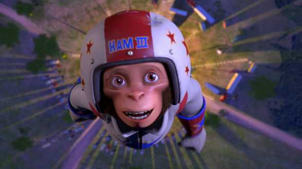 Ce soir à la TV : Les Chimpanzés de l'Espace - Actu