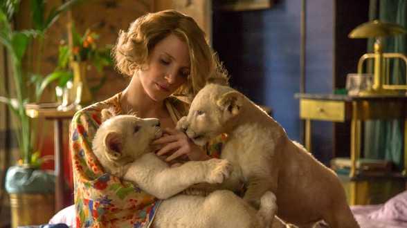 Ce soir à la TV : The Zookeeper's Wife - Actu