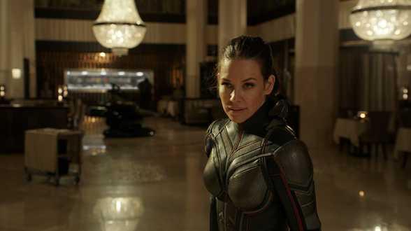 Ce soir à la TV : Ant-man et la Guêpe - Actu