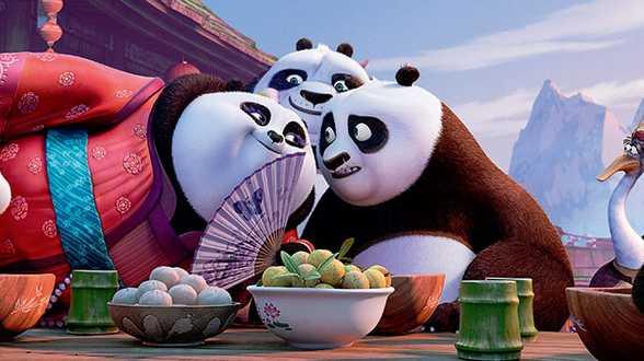 Ce soir à la TV : Kung Fu Panda 3 - Actu