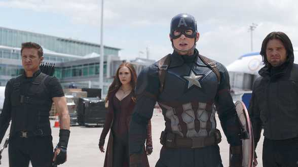 Ce soir à la TV : Captain America Civil War - Actu