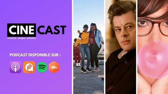 Ce weekend au cinéma (podcasts) - Actu