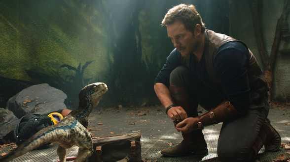 Ce soir à la TV : Jurassic World Fallen Kingdom - Actu