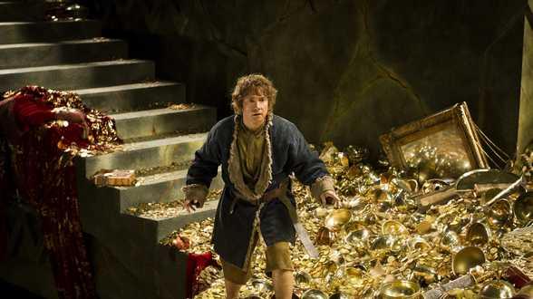 Ce soir à la TV : The Hobbit : La Désolation de Smaug - Actu