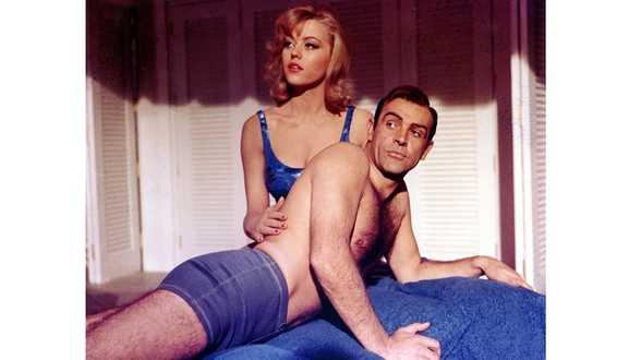 Décès de l'actrice britannique Margaret Nolan, connue pour son apparition dans Goldfinger - Actu