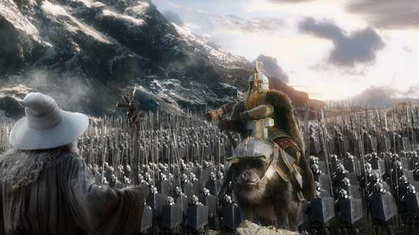 Ce soir à la TV : Le Hobbit la Bataille des Cinq Armées - Actu