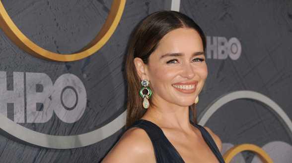 Emilia Clarke (Game of Thrones) voulait modifier l'évolution de son personnage - Actu