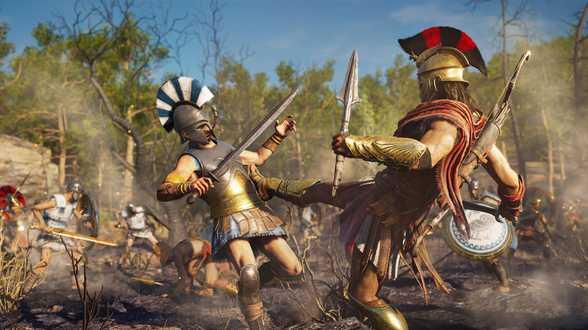 Netflix s'allie à Ubisoft pour adapter Assassin's Creed en série - Actu