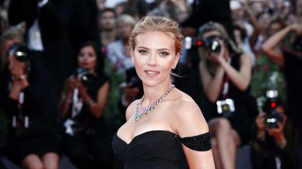 Scarlett Johansson se remarie au cours d'une - Actu