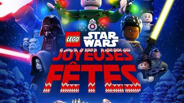 Légo Star Wars Joyeuses Fêtes proposé dès minuit en exclusivité sur Disney+ dans la nuit du 16 au 17 novembre ! - Actu