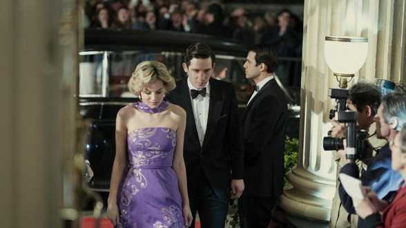 La famille royale britannique n'apprécie pas la quatrième saison de The Crown - Actu