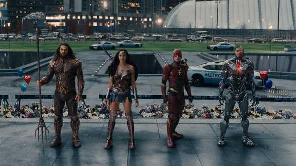 Ce soir à la TV : Justice League - Actu