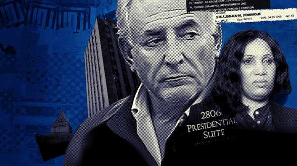 Netflix retrace l'affaire Strauss-Kahn - Actu