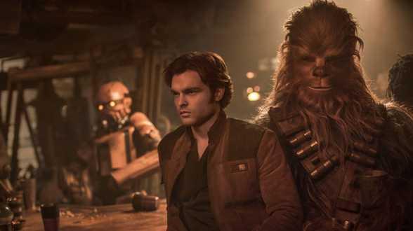 Ce soir à la TV : Solo : A Star Wars Story - Actu