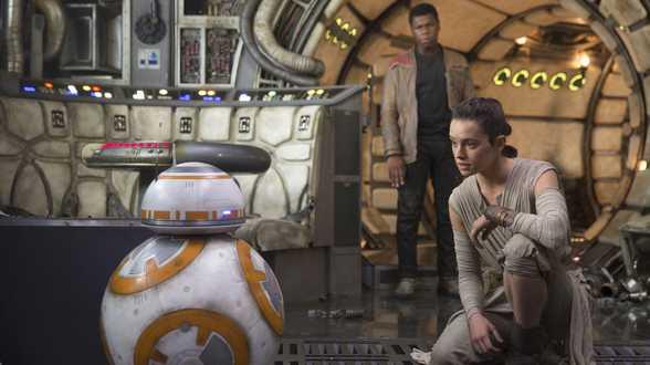 Ce soir à la TV : Star Wars : le Réveil de la Force - Actu