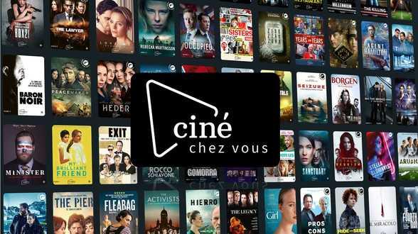 Ciné Chez Vous, la plateforme de streaming belge qui soutient les cinémas. - Actu