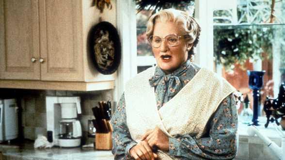Ce soir à la TV : Madame Doubtfire - Actu