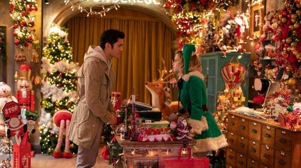 Last Christmas : une comédie romantique de fin d'année totalement exquise - Actu