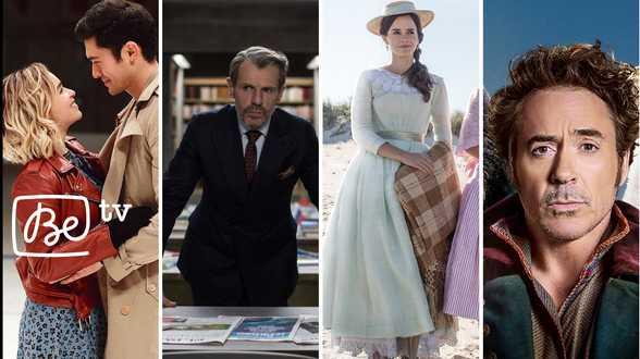 Les 10 films et séries pour terminer l'année en beauté sur Be tv! - Actu