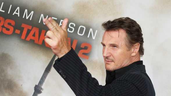 Liam Neeson compte arrêter de jouer dans des films d'action - Actu