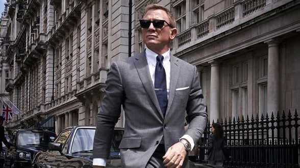 Le prochain James Bond encore repoussé, sortie prévue le 8 octobre - Actu