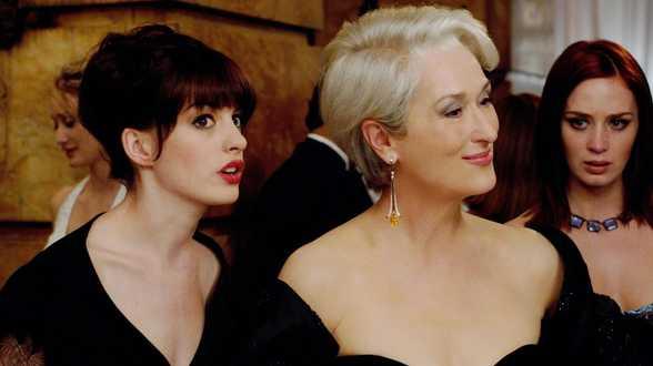 Anne Hathaway n'était que le 9e choix pour Le diable s'habille en Prada - Actu