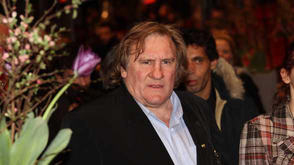 L'acteur français Gérard Depardieu mis en examen en décembre pour viols - Actu