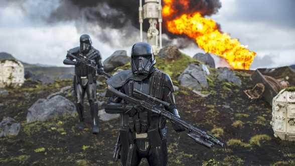 Ce soir à la TV : Rogue One : A Star Wars Story - Actu