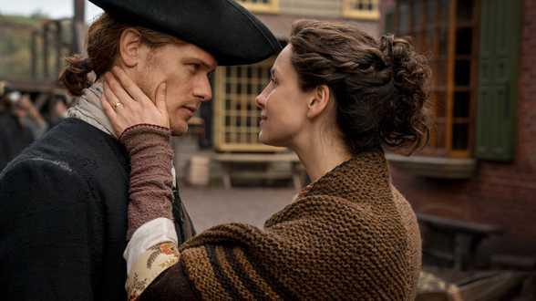 5 séries pour les fans de Outlander - Actu