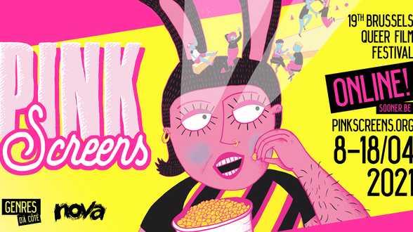 Le 19e Pink Screens Festival se tiendra en ligne du 8 au 18 avril - Actu