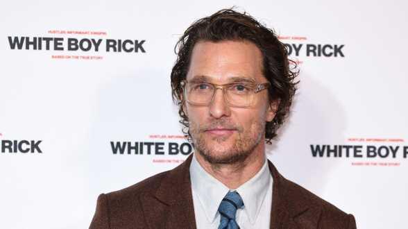 L'acteur McConaughey réalise enfin son rêve dans le sport - Actu