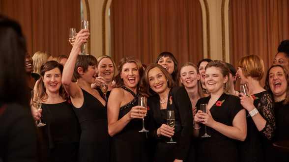 The Singing Club : une comédie musicale feel good, signé le réalisateur de The Full Monty - Actu