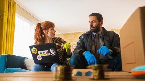 HPI: les confidences de Mehdi Nebbou sur sa relation avec Audrey Fleurot - Actu