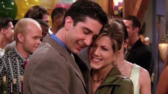 Jennifer Aniston (Rachel) et David Schwimmer (Ross) ont failli être un vrai couple - Actu