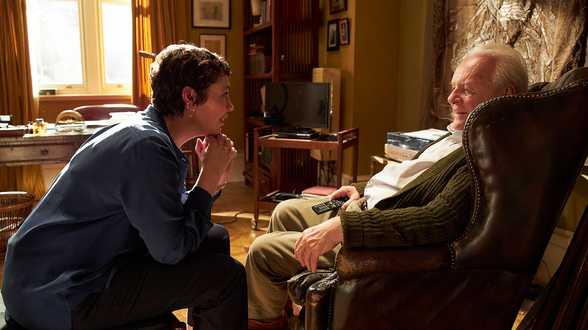The Father : Anthony Hopkins crève l'écran dans ce film-événement couronné par deux Oscars. - Actu