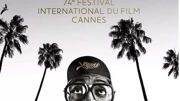 Spike Lee à l'honneur sur l'affiche du 74e Festival de Cannes - Actu