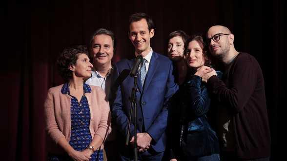 Le Discours : Laurent Tirard revient avec une comédie rafraichissante et irrésistible - Actu